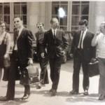les membres fondateurs du GSR